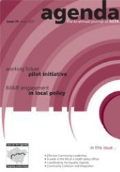 Agenda 31 cover