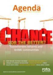 Agenda 35 cover