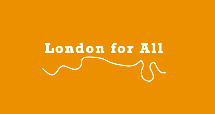 London for All logo