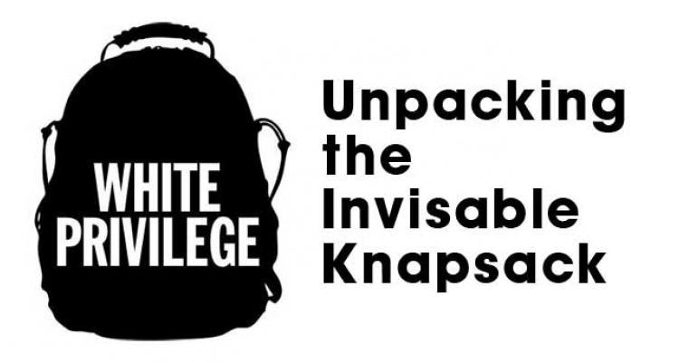 white privilege unpacking the invisible knapsack essay