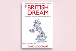 The British Dream book cover
