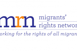 Migrant's rights network logo